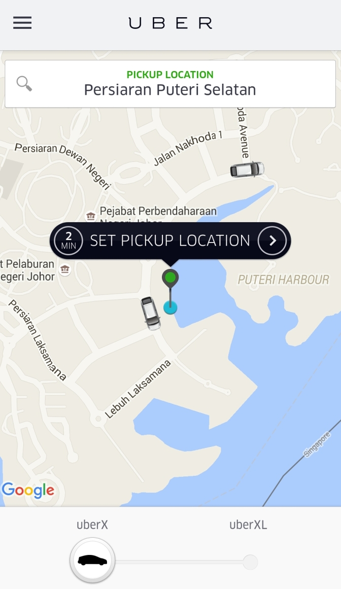 Uber – the traveller's transportation lifeline