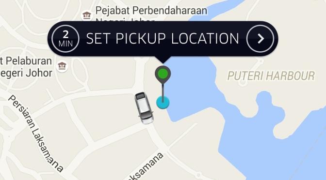 Uber – the traveller's transportation lifeline